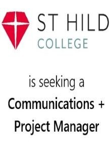 Communications and Project Manager - St Hild Theological College advert