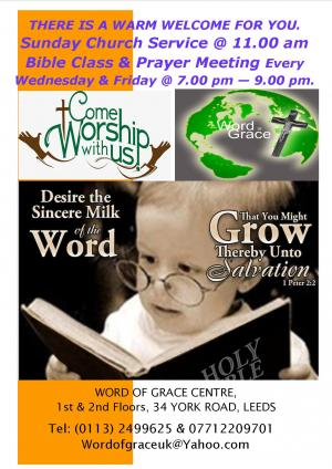 Leeds Word of Grace Church photo