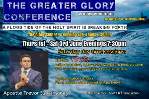 The Greater Glory Conference photo