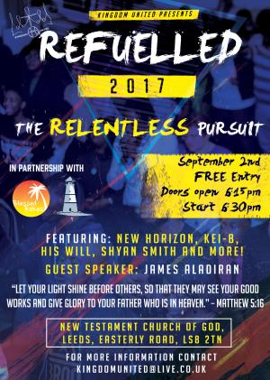Refuelled 2017 photo