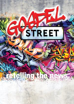 Gospel Street: Retelling the News photo
