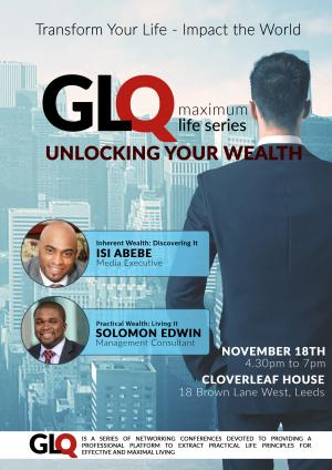 GLQ | Maximum Life Networking Conference photo