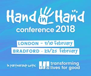 Hand in Hand Conference photo