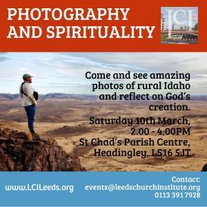 Photography and Spirituality photo