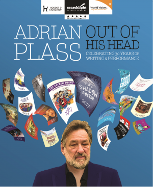 "Adrian Plass ""Out of his head"" photo"