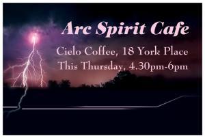 Arc Spirit Cafe @ Cielo photo