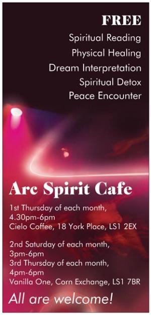 Arc Spirit Cafe @ Corn Exchange photo