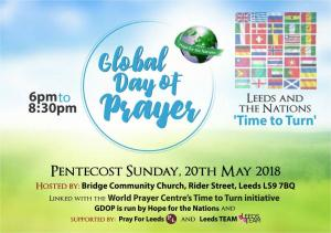 Global Day of Prayer photo