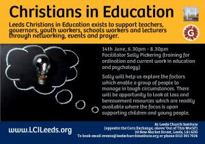 Leeds Christians in Education photo