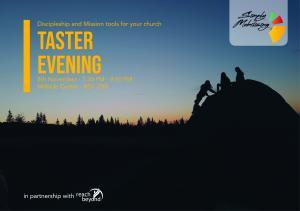 Simply Mobilising Taster Evening photo