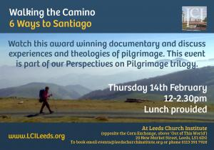 Perspectives on Pilgrimage – Walking The Camino photo