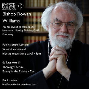 Bishop Rowan Williams: Poetry in the Making photo