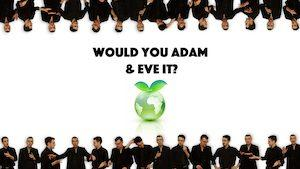 Would you Adam and Eve it? photo