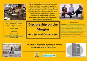 Discipleship on the Margins photo
