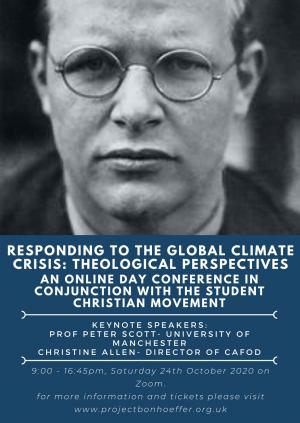 Responding to the Global Climate Crisis: Theological Perspectives photo