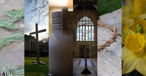 Holy Week and Easter 2021 at Bradford Cathedral photo