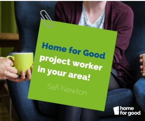 Home for Good Project Worker based in Leeds photo