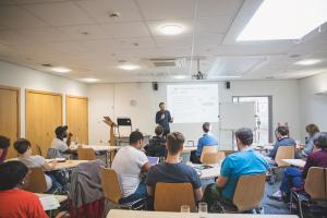 Register for the 2020 Leeds School of Theology Nightschool and Margins Course photo