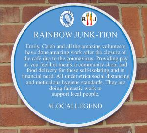 Leeds Community Cafe Recognised As #LOCALLEGEND photo