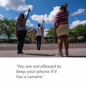 Asylum in Art - take a virtual tour of the exhibition photo