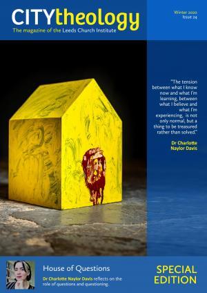 Latest edition of CITYtheology magazine - Winter publication photo